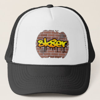 Boné Chapéu de Sk8er