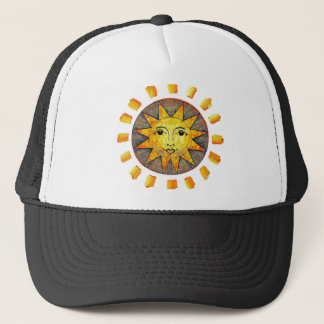 Boné Chapéu de sorriso de Sun