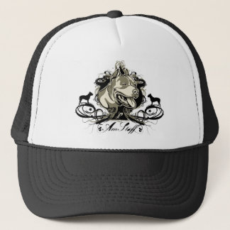 Boné Chapéu de Staffordshire Terrier americano