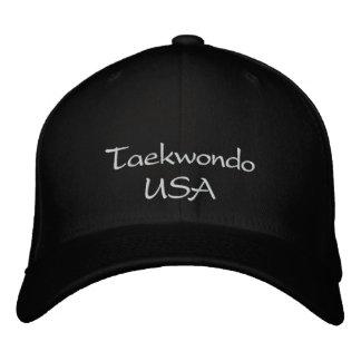 Boné Chapéu de Taekwondo EUA