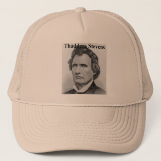 Boné Chapéu de Thaddeus Stevens