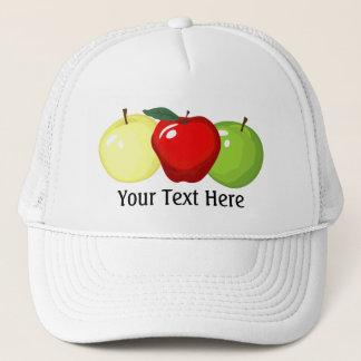 Boné Chapéu de três maçãs