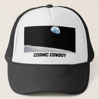Boné Chapéu de vaqueiro cósmico