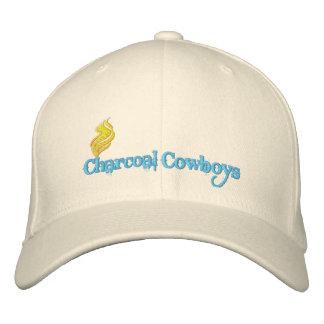 Boné Chapéu de vaqueiros do carvão vegetal
