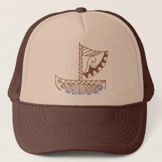 Boné Chapéu de Wa'a (liso)