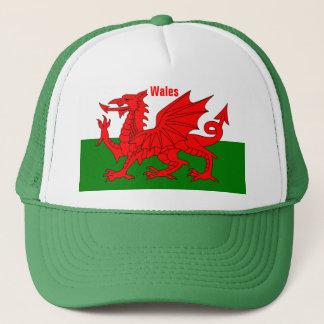 Boné Chapéu de Wales