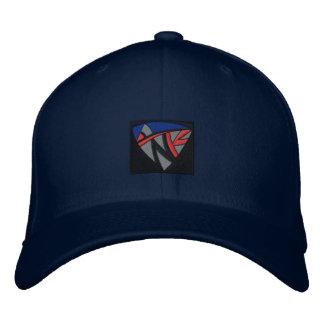 Boné Chapéu de Warkites dianteiro-para trás