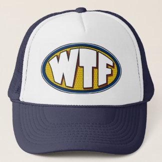 Boné Chapéu de WTF