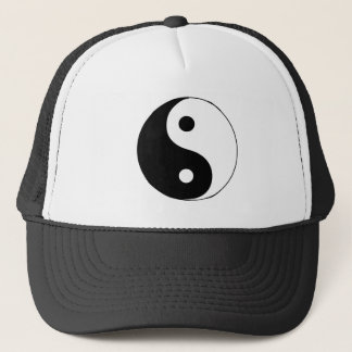 Boné Chapéu de Yin Yang