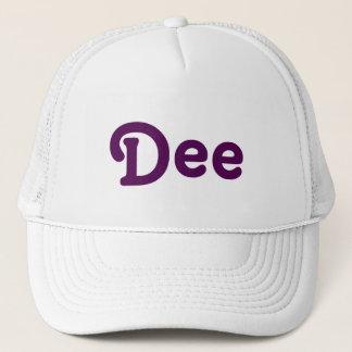 Boné Chapéu Dee