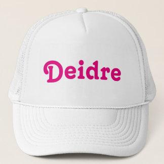 Boné Chapéu Deidre