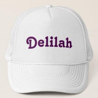 Boné Chapéu Delilah