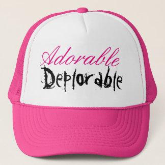 Boné Chapéu deplorável adorável