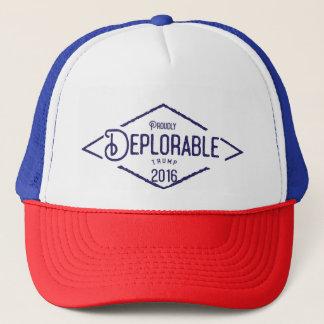 Boné Chapéu deplorável do camionista