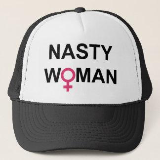 Boné Chapéu desagradável do voto da mulher