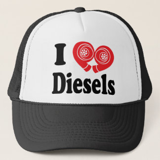 Boné Chapéu diesel do camionista