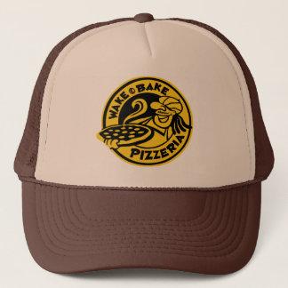 Boné Chapéu do acordar & do camionista do assar por