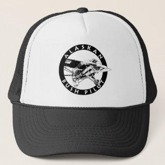 Boné Chapéu do Alasca do piloto de Bush
