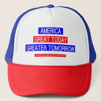 Boné Chapéu do AMANHÃ de AMÉRICA MAIOR