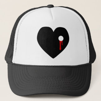 Boné Chapéu do amor de Outta do coração de sangramento