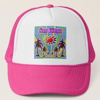 Boné Chapéu do amor do verão de San Diego