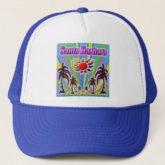 Boné Chapéu do amor do verão de Santa Barbara