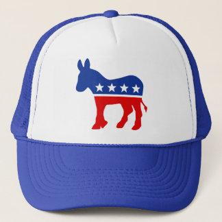 Boné Chapéu do asno de Democrata