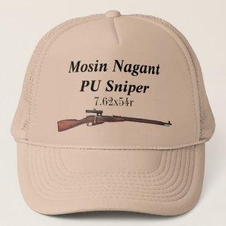 Boné Chapéu do atirador furtivo do plutônio de Mosin
