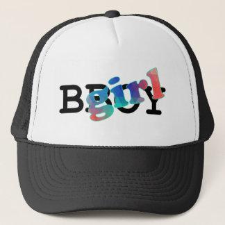 Boné Chapéu do BGirl