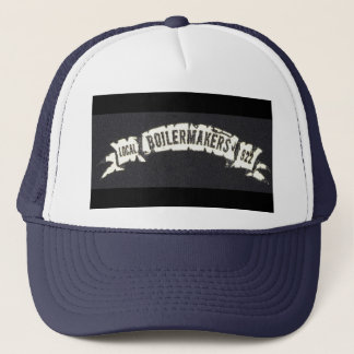 Boné Chapéu do Boilermaker