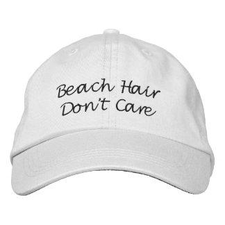 Boné Chapéu do cabelo da praia, festa de solteira