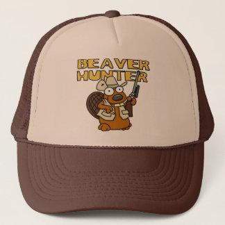 Boné Chapéu do caçador 1 do castor