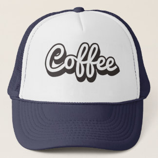 Boné Chapéu do café