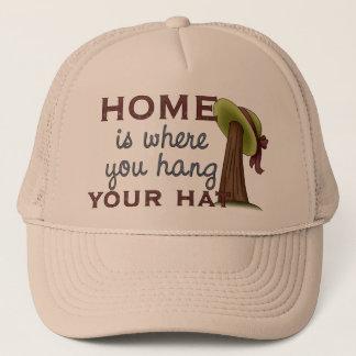 Boné Chapéu do cair em casa