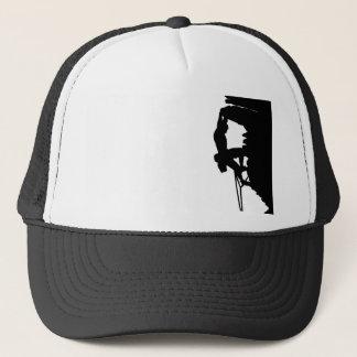 Boné Chapéu do camionista da escalada