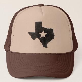 Boné Chapéu do camionista da estrela de Texas