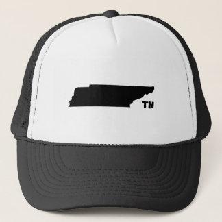 Boné Chapéu do camionista da forma do estado de