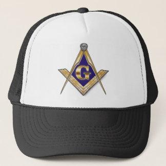 Boné Chapéu do camionista da maçonaria