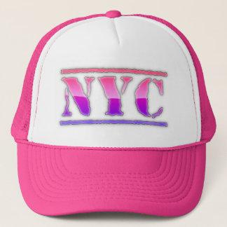 Boné Chapéu do camionista da Nova Iorque de NYC