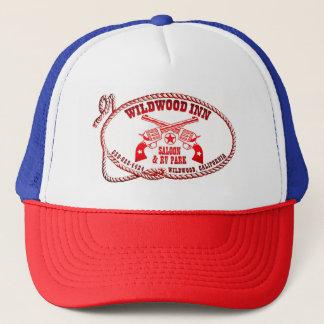 Boné Chapéu do camionista da pensão de Wildwood