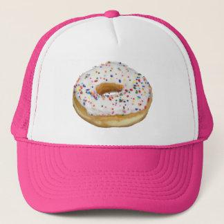 Boné Chapéu do camionista da rosquinha