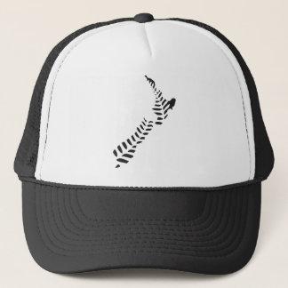 Boné Chapéu do camionista da samambaia NZ