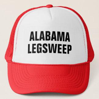Boné Chapéu do camionista da varredura do pé de Alabama