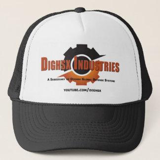 Boné Chapéu do camionista das indústrias de Dighsx