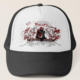 Boné Chapéu do camionista das pulsação do coração