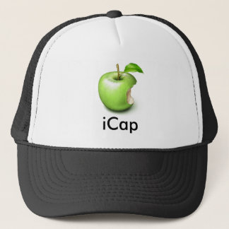 Boné Chapéu do camionista de Apple iCap