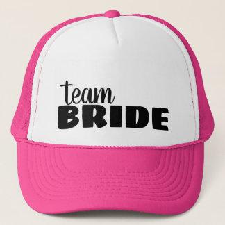 Boné Chapéu do camionista de Bachelorette da noiva da