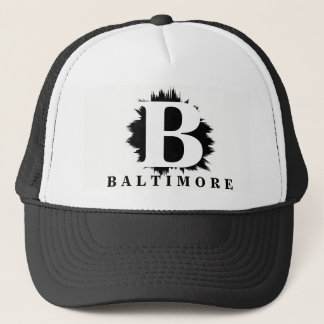 Boné Chapéu do camionista de BALTIMORE