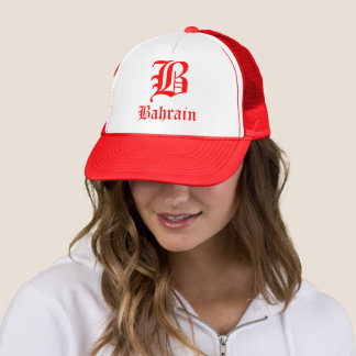 Boné Chapéu do camionista de Barém