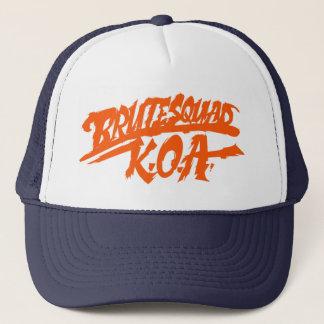 Boné Chapéu do camionista de Brutesquad KOA